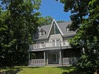 단독 가정 주택 for  sales at Greek Revival Home on Gerrish Island 99 Goodwin Road   Kittery, 마이애미 03905 미국