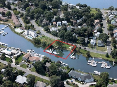 Land for sales at Boaters Take Notice 159 Gregory Blvd Norwalk, Connecticut 06855 United States