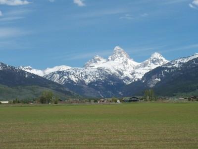 地產 for sales at 4.9 Acres Big Teton Views 396 Treasure Mountain Loop Driggs, 愛達荷州 83422 美國