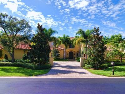 Maison unifamiliale for sales at 524 Bald Eagle Drive  Jupiter, Florida 33477 États-Unis
