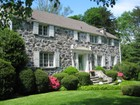 Single Family Home for sales at Superbly situated Stone Colonial 70 Mendota Avenue  Rye, New York 10580 United States