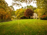 Property Of Gambrel set on 12 wooded acres