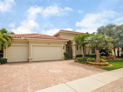 Single Family Home for sales at 3358 Lago de Talavera  Wellington, Florida 33467 United States