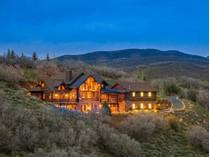 一戸建て for sales at Simply Stunning Mountain Home 4115 Moose Hollow Dr   Park City, ユタ 84098 アメリカ合衆国