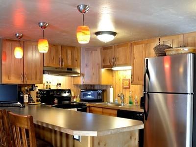 Condominium for  at Fish Creek Falls Condo 465 Tamarack Drive #219 Steamboat Springs, Colorado 80487 United States