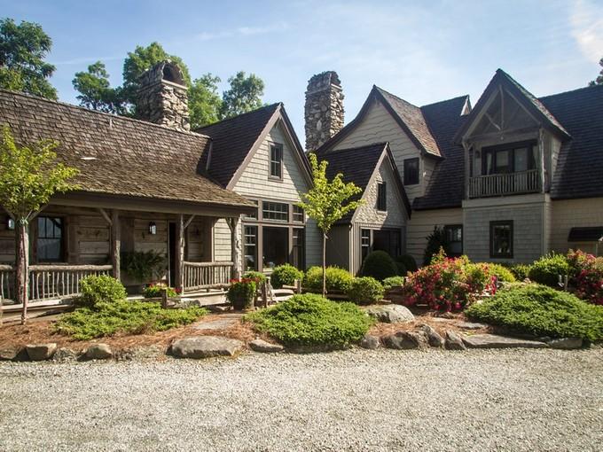 Casa para uma família for sales at 335 Kerry Hill Road   Cashiers, Carolina Do Norte 28717 Estados Unidos