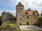 Vivienda unifamiliar for  sales at For sale château 15th century en Périgrod noir street Sarlat La Caneda, Dordogne 24200 Francia