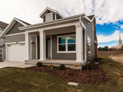 Villa for sales at Craftsman Two Story To Be Built 10321 S Holt Farm Ln #35 South Jordan, Utah 84095 Stati Uniti
