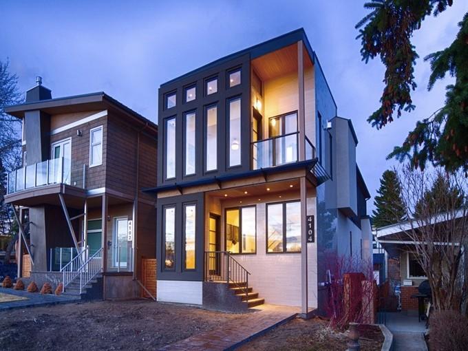 Nhà ở một gia đình for sales at 4104 1A Street SW  Calgary, Alberta T2S1R8 Canada