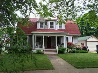 Single Family Home for sales at 612 St. Joseph St.   South Haven, Michigan 49090 United States