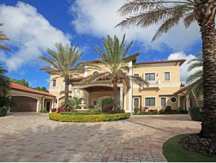 Maison unifamiliale for sales at Villa Belvedere Lyford Cay, New Providence/Nassau Bahamas