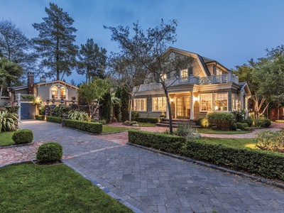 Single Family Home for sales at Romantic Provence in Ross 65 Poplar Avenue Ross, California 94947 United States