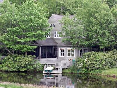 Single Family Home for sales at 196 Lake Villas Way  Highlands, North Carolina 28741 United States