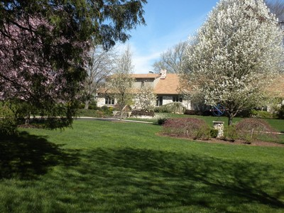 Single Family Home for sales at Custom 124 Rumson Rd.  Rumson, New Jersey 07760 United States