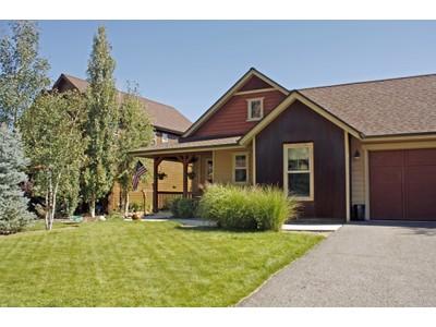 Maison unifamiliale for sales at One Level Custom Home at Ironbridge 646 River Bend Way Glenwood Springs, Colorado 81601 États-Unis