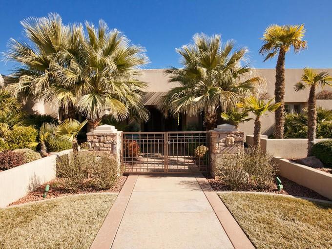Einfamilienhaus for sales at Stunning Stone Cliff Estate 1631 S Stone Cliff St. George, Utah 84790 Vereinigte Staaten