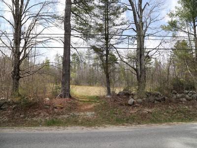 Terreno for sales at 36 Acre Lot Pleasant Street  New London, New Hampshire 03257 Estados Unidos