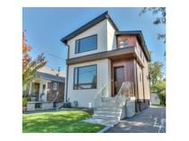 Einfamilienhaus for sales at 21 Barfield Avenue    Toronto, Ontario M4J4N4 Kanada