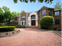 Moradia for sales at Georgian Colonial Manor 7 Hemlock Drive   Alpine, Nova Jersey 07620 Estados Unidos