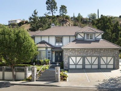 Single Family Home for sales at 20201 Chapter Ave 20201 Chapter Drive Woodland Hills, California 91364 United States