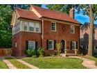 Nhà ở một gia đình for sales at Classic two-story brick Colonial 7550 Cornell Ave St. Louis, Missouri 63130 Hoa Kỳ