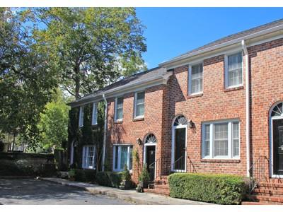 Einfamilienhaus for sales at Townhouse in Historic Ansonborough 12 George Street, B3  Charleston, South Carolina 29401 Vereinigte Staaten