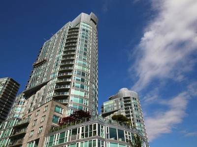 Nhà chung cư for sales at Waterfront Patio Home 503 535 Nicola Street Vancouver, British Columbia V6G3G2 Canada