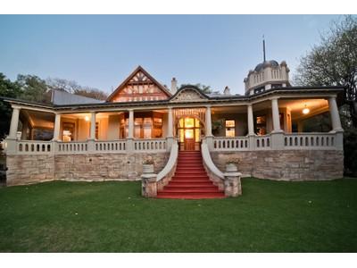 """獨棟家庭住宅 for sales at Circa 1906 """"Terrace Villa"""" - Victoria Eclecticism  Johannesburg, 豪登省 2193 南非"""