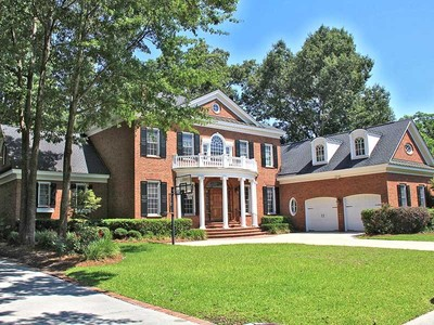 Single Family Home for sales at 2207 Weepoolow Trail    Charleston, South Carolina 29407 United States