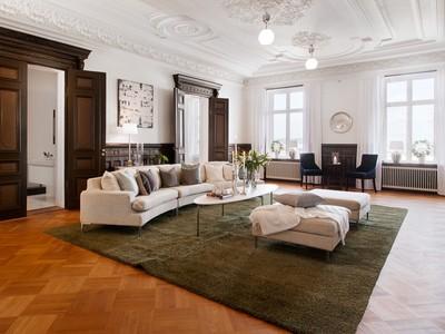 Wohnung for sales at Exclusive state apartment near the Gothenburg Opera Östra Hamngatan 3 Gothenburg, Vastra Gotaland 41110 Schweden