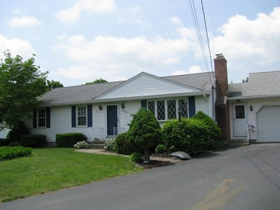 Single Family Home for sales at Newly Remodeled Ranch 27 Jordan Court   Southington, Connecticut 06489 United States