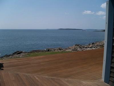 Maison unifamiliale for sales at Ocean's Reach 114 Cape Circle Addison, Maine 04606 États-Unis