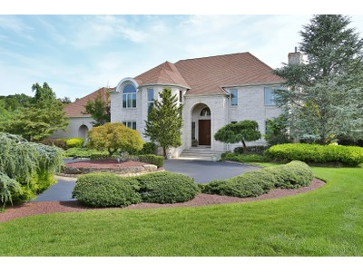 Einfamilienhaus for sales at 38 Rivers Edge Drive 39 Rivers Edge Drive Colts Neck, New Jersey 07722 Vereinigte Staaten