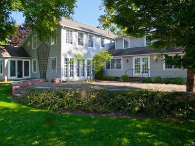Casa Unifamiliar for sales at FABULOUS COUNTRY HOME 46 Fairchild Road Sharon, Connecticut 06069 Estados Unidos