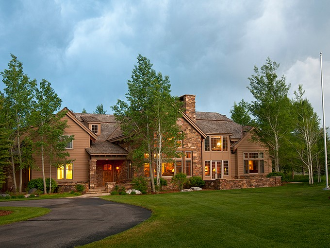 Single Family Home for sales at Understated Elegance 2665 Teton Pines Drive West Bank North, Wyoming 83014 United States