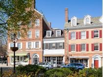 獨棟家庭住宅 for sales at Live Large In Palmer Square 3 Palmer Square Unit A   Princeton, 新澤西州 08542 美國