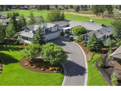 Single Family Home for sales at Broken Top 19327 Golden Lake Ct Bend, Oregon 97702 United States