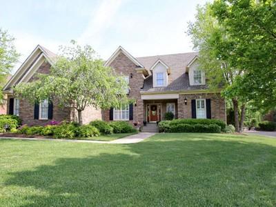 Casa Unifamiliar for sales at 3020 Albrecht Drive  Prospect, Kentucky 40059 Estados Unidos
