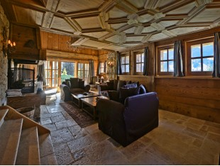 Single Family Home for sales at Chalet OPALE  Megeve, Rhone-Alpes 74120 France