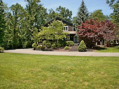 Single Family Home for sales at Post Lane 3 Post Lane Palisades, New York 10964 United States