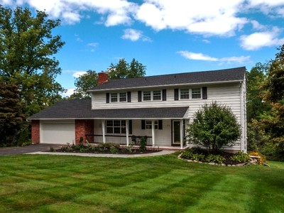 Single Family Home for sales at Spacious Colonial with Many Updated Features 27 East Gate Rd  Danbury, Connecticut 06811 United States