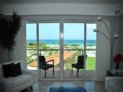 Condominium for sales at Condo facing Ocean Eagle Beach, Aruba Aruba