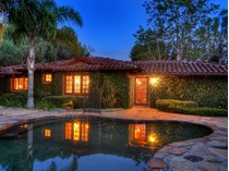 Casa Unifamiliar for sales at 6485 Las Colinas    Rancho Santa Fe, California 92067 Estados Unidos