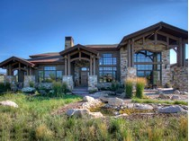 Single Family Home for sales at Fabulous Mountain Contemporary Bison Bluffs Home 2437 Palomino Trail   Park City, Utah 84098 United States