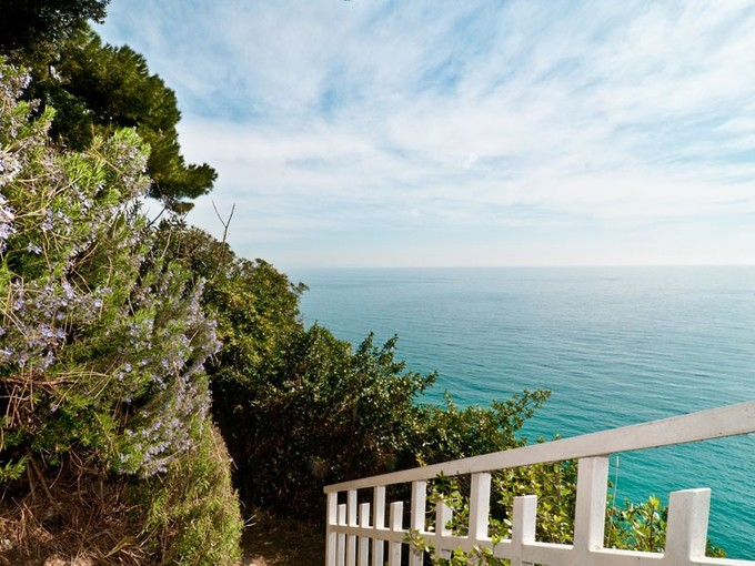 Single Family Home for sales at Outstanding property on the Mediterannean sea Italian Riviera Celle Ligure, Savona 17015 Italy