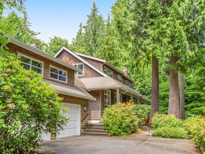 Single Family Home for sales at Wimsey Lane 5795 Wimsey Lane Bainbridge Island, Washington 98110 United States