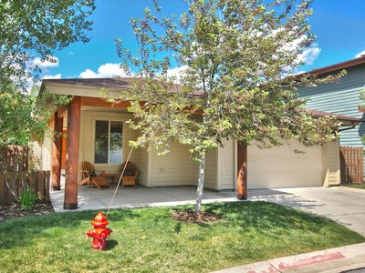 Einfamilienhaus for sales at Most popular single level floor plan in Blackhawk Station 1132 Station Loop Rd Park City, Utah 84098 Vereinigte Staaten