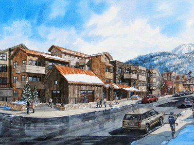Photo of 820 PARK AVENUE CONDOMINIUMS, MOUNTAIN MODERN AT ITS FINEST