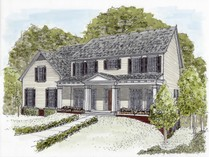 Einfamilienhaus for sales at New Custom Morningside Home 1865 Wellbourne Drive NE   Atlanta, Georgia 30324 Vereinigte Staaten