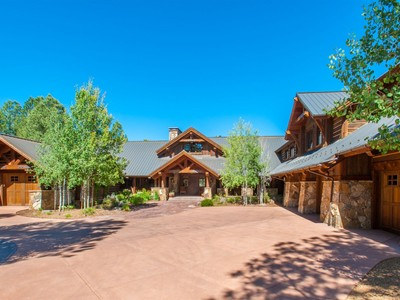 Single Family Home for sales at Elegant Sophistication Embodied by Superior Design 2819 Fred Breen   Flagstaff, Arizona 86005 United States